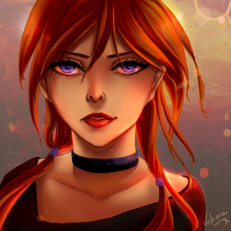 Girl by Vickimai