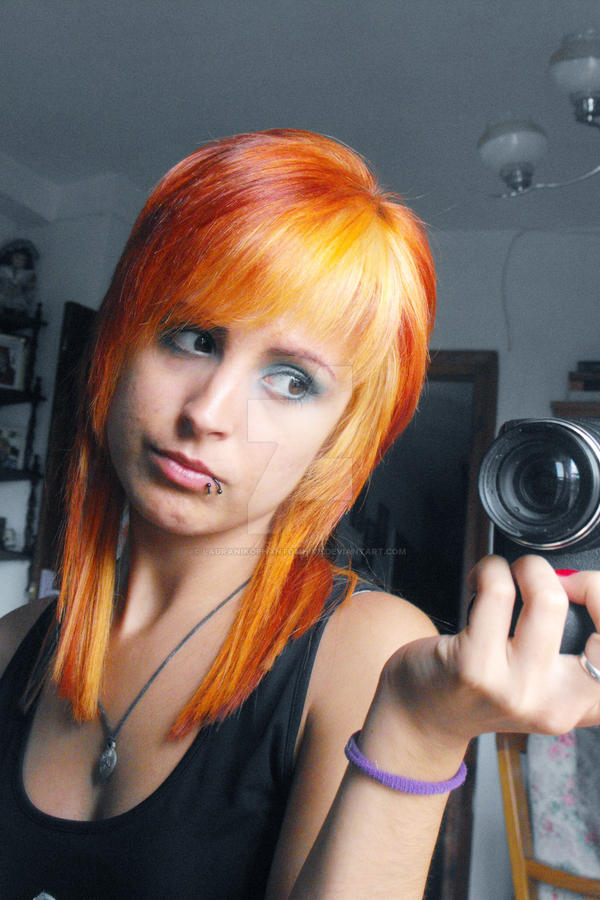 Hayley's HairStyle by LauraNikoPhantomhive on DeviantArt