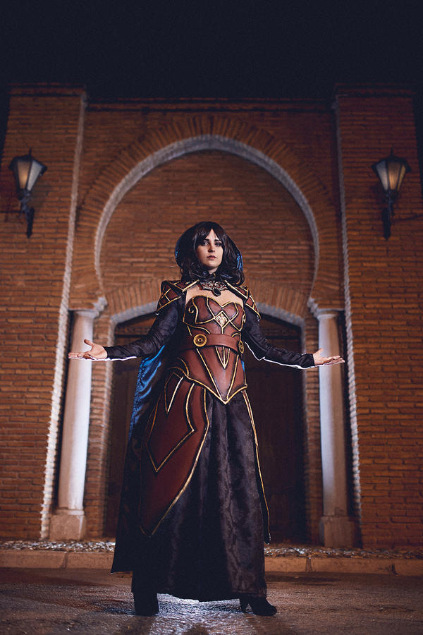 Carmilla - Castlevania Lords Of Shadow II by LauraNikoPhantomhive