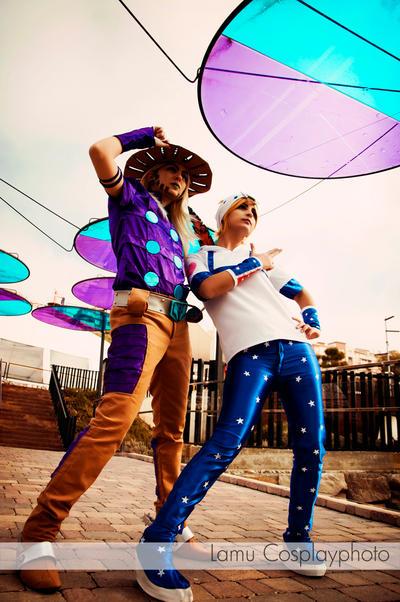 Johnny Joestar - Steel Ball Run by LauraNikoPhantomhive