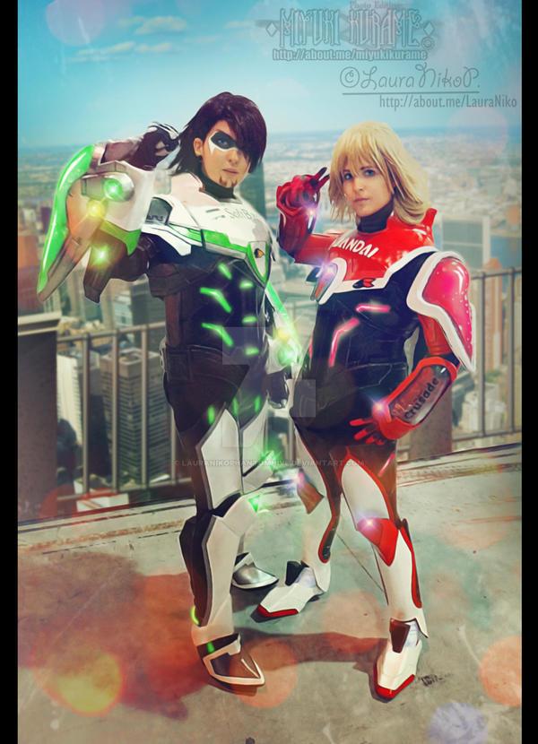 Bonjour Heroes! by LauraNikoPhantomhive