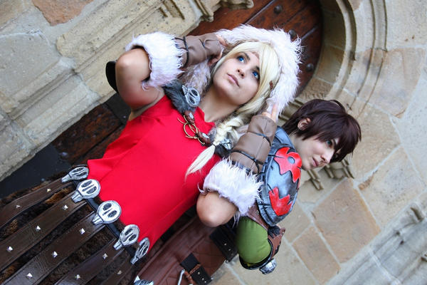 Astrid Hofferson -HTTYD2 by LauraNikoPhantomhive
