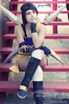 Yuffie Kisaragi: FFVII- Dirge of Cerberus