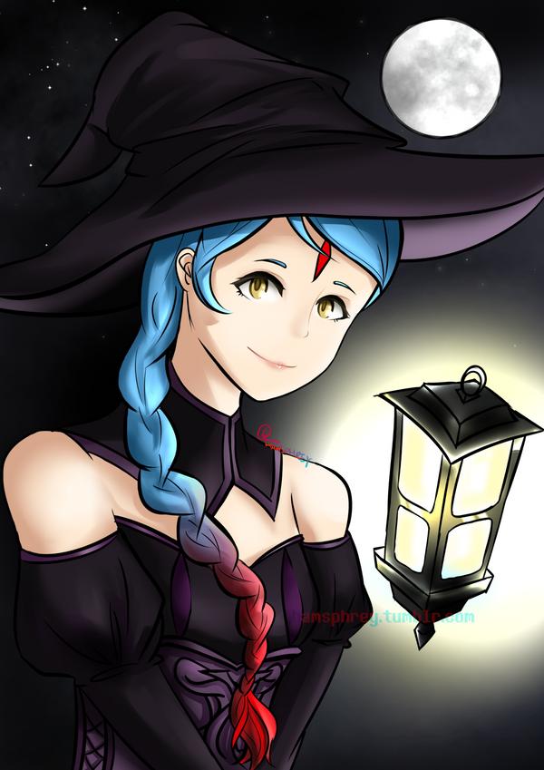 Halloween Lilith by KawakineAlice
