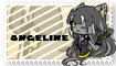 Angeline Stamp by Maikyodel