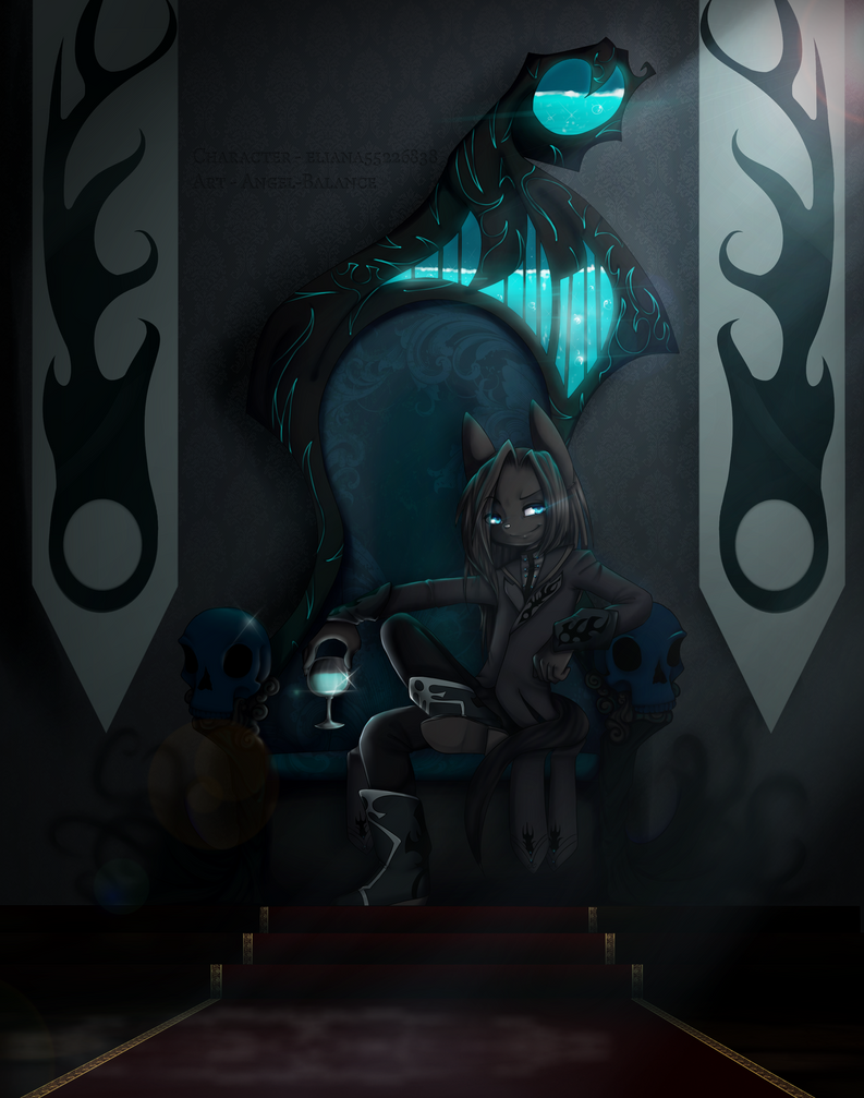 AT - The God of Shadows by Angel-Balance