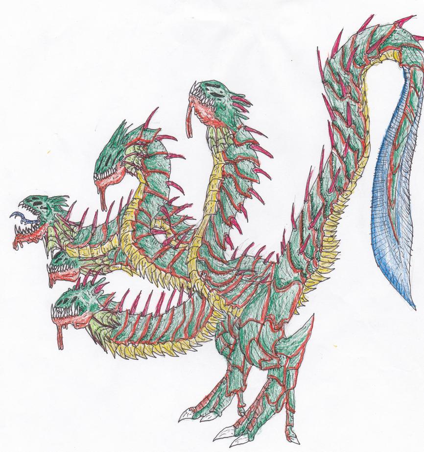 Hydra by Sylizar