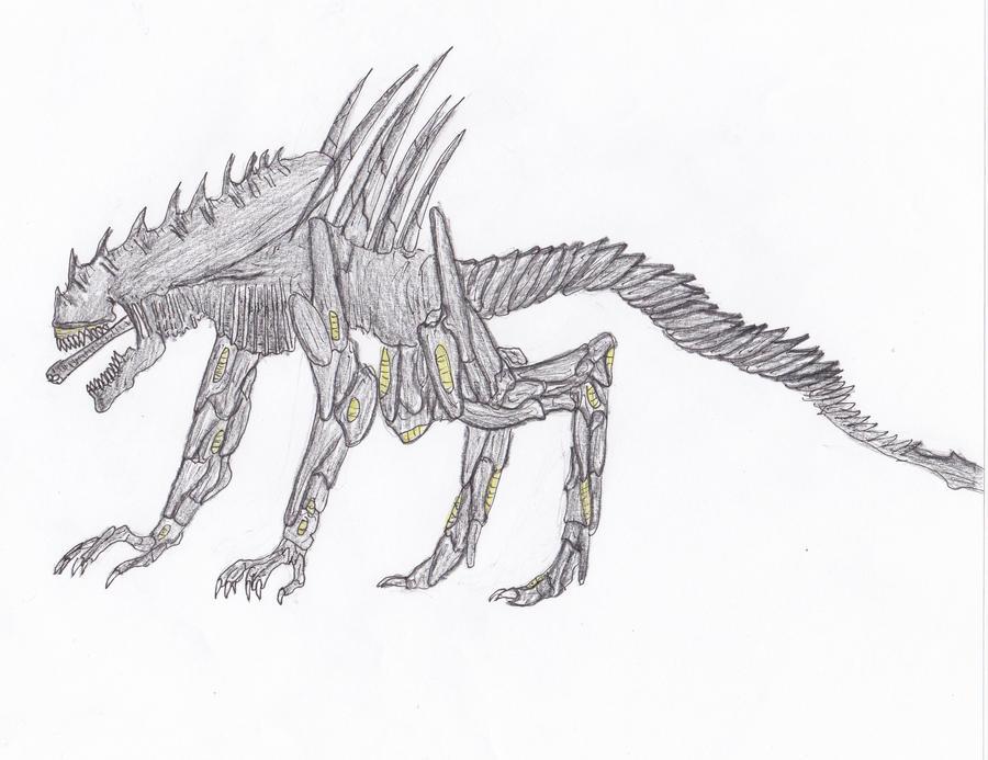 Reaver Xenomorph Runner by  Xenomorph Runner