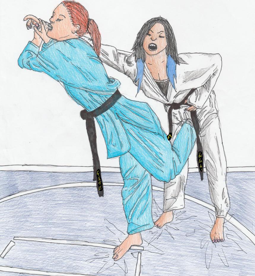 Rough Kick by Sylizar