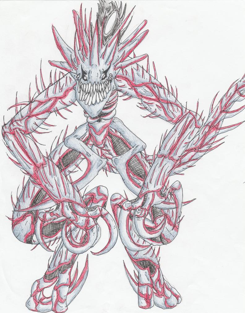 Ndegga'thuanog Unleashed by Sylizar