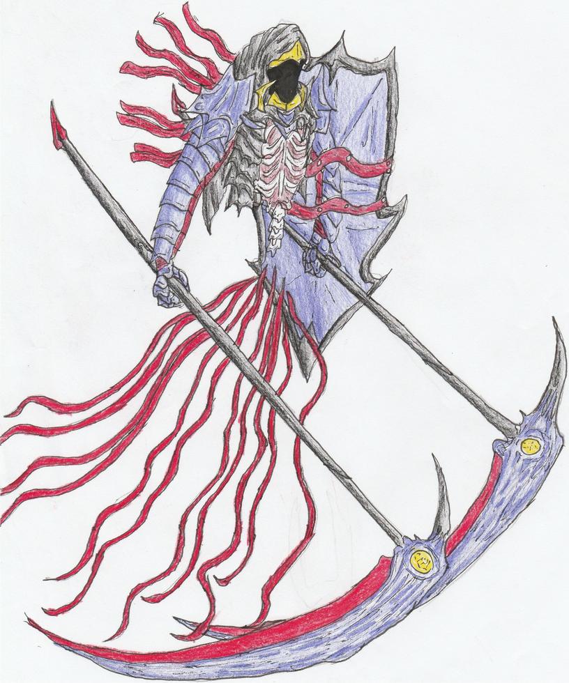 Reaper Clone by Sylizar
