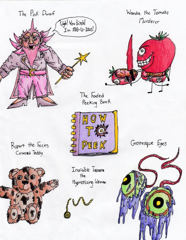 creature generator creations 9 by sylizar on deviantart