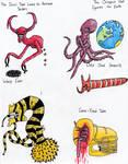 Creature Generator Creations 25