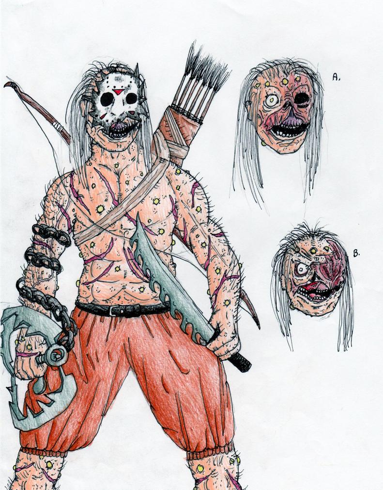 Jason (Feral) by Sylizar