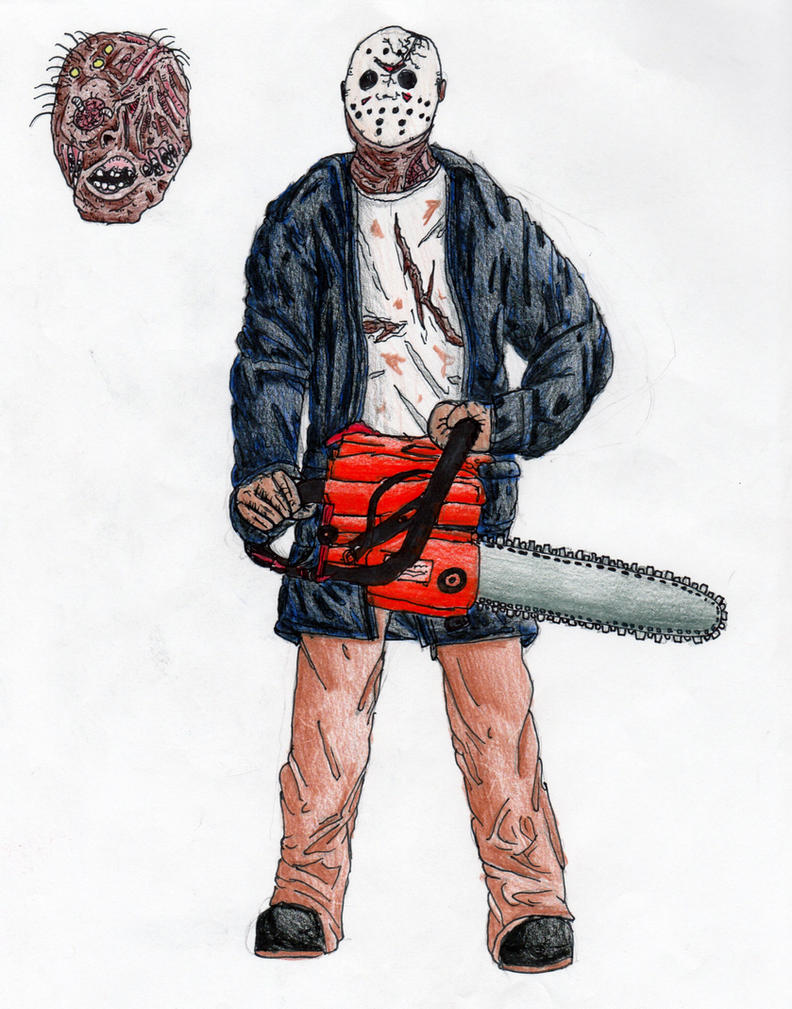 Jason (Chainsaw) by Sylizar