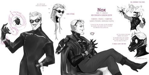 Nox quick ref