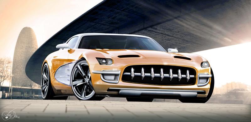 Nouvelle Corvette by LadyDeuce