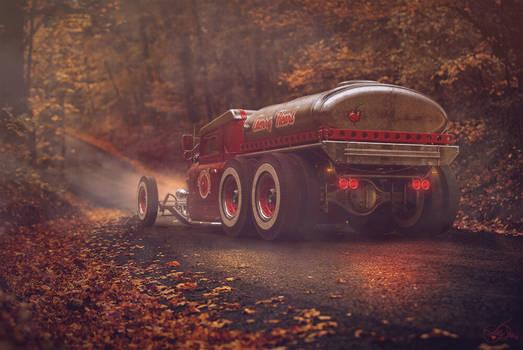 Tank Hot Rod II