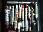 Doctor who prop screwdrivers +