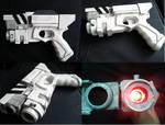 River Song gun, Dr Who Prop