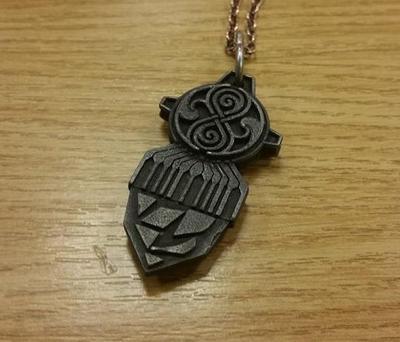 Custom TARDIS Key