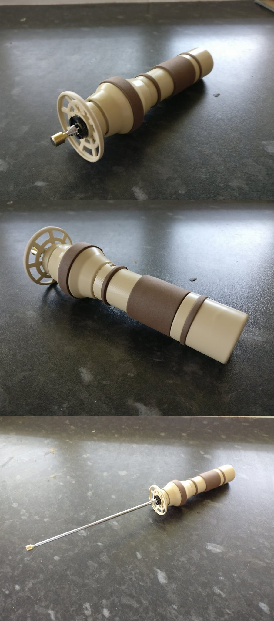 7th Doctor's Tracking/Detector Device MKII