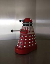 Supreme Controller Dalek 3.75 inch
