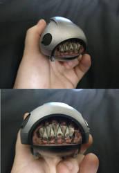 Custom Cybermat Toy
