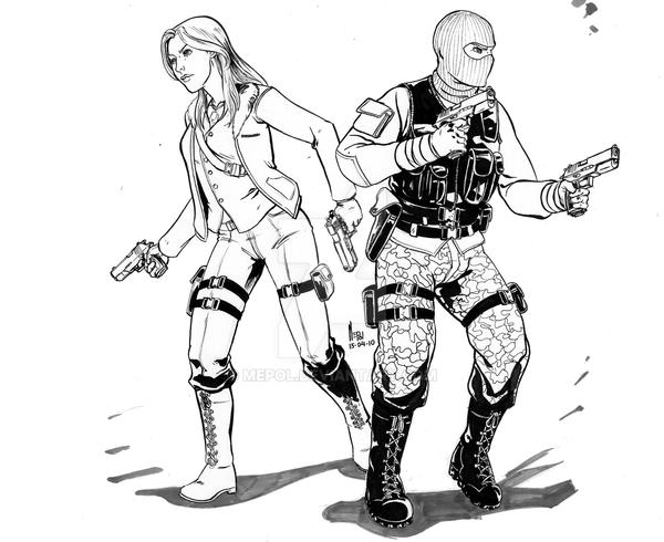 G.I. Joe by mepol