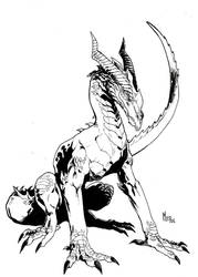Pseudodragon by mepol