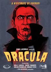 Dracula (Bela Lugosi) by mepol