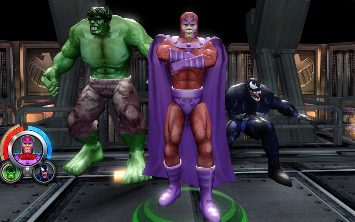 Marvel alliance nude mod hentai gallery