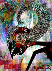 Arjuna by MOSHzaic