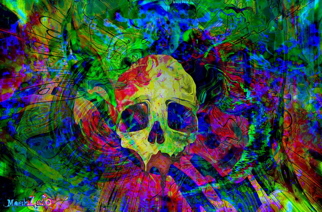 Distorsi by MOSHzaic