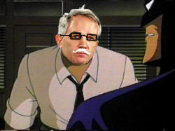 Comissioner Gordon by kurai-ryuu