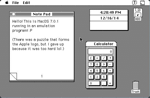 Mac OS 7 0 1 by UltraStallion on DeviantArt