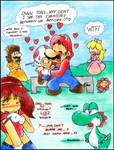 Mario: For The Love Of Toad?