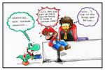 Mario: Job Hunting