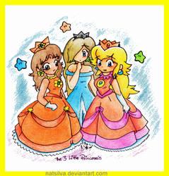 :GA: The 3 Little Princess's