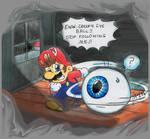 Mario: Eye Spy..