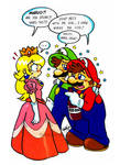 Mario: Super Smashed Bros