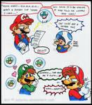Mario: Mushroom Mishap