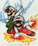 Mario: Forces of destruction
