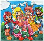 Mario: Getting Eggcited
