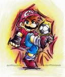 Mario: Strikers FIFA world cup