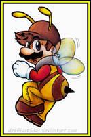 Mario: The Buzz by NatSilva