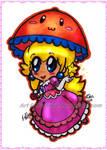 Chibi Peach