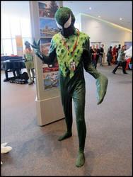 Avcon 2013-Lasher Symbiote by NatSilva