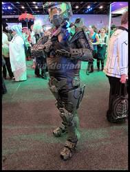 Avcon 2013- Master Chief by NatSilva
