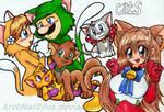 Meow Doodles~